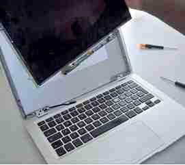 macbook air screen replacement near me